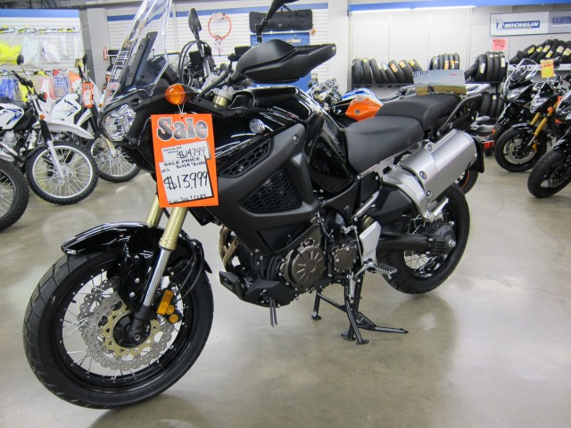 2012 Yamaha Super Ténéré. December 23, 2011