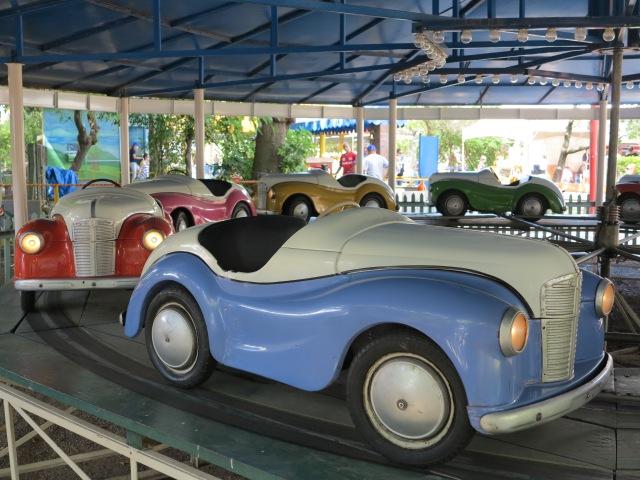 Amusement Park, Porto Alegre, Brazil.