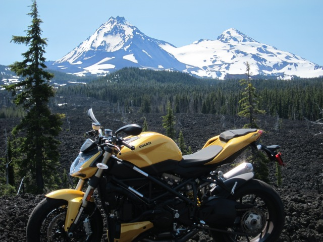 McKenzie Pass, Oregon. July 4th, 2012