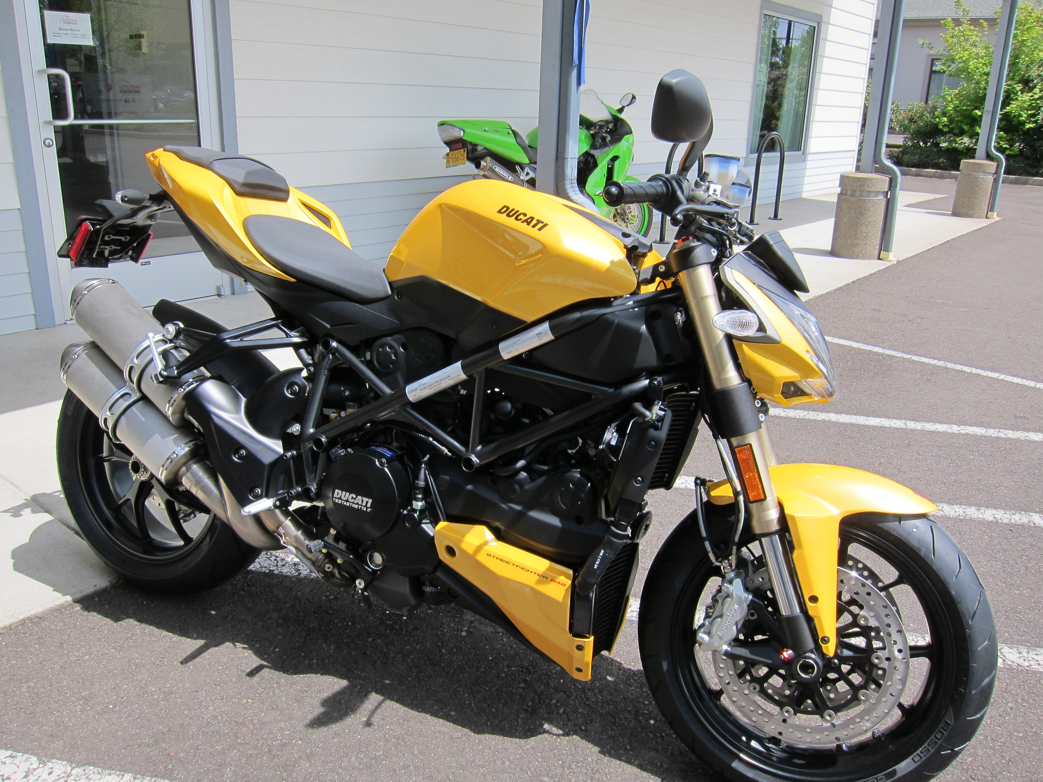 Ducati Streetfighter 848 – First ride | I'd rather be riding…