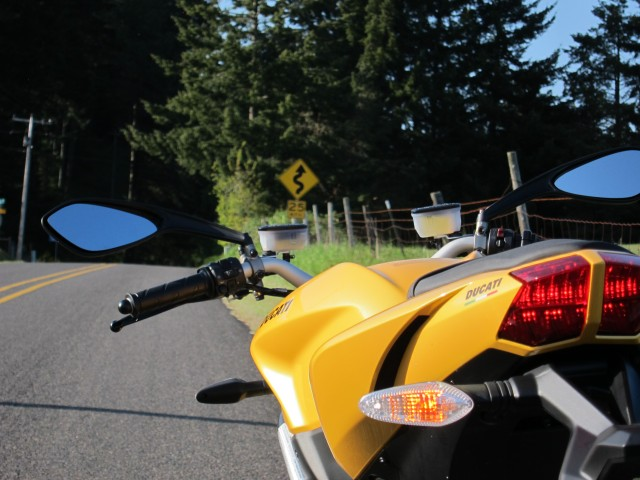 Ducati 848 Streetfighter, May 16th, 2012