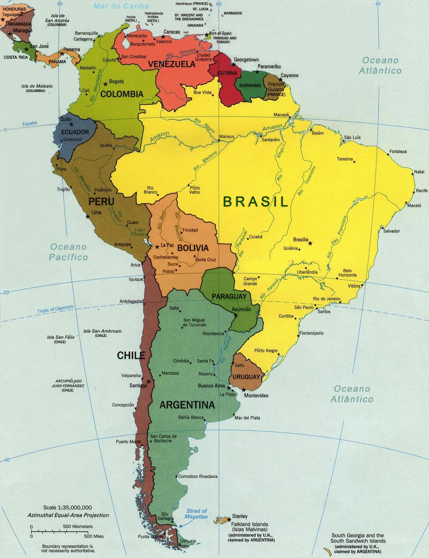mapa america sul Porto Alegre | I'd rather be riding… mapa america sul