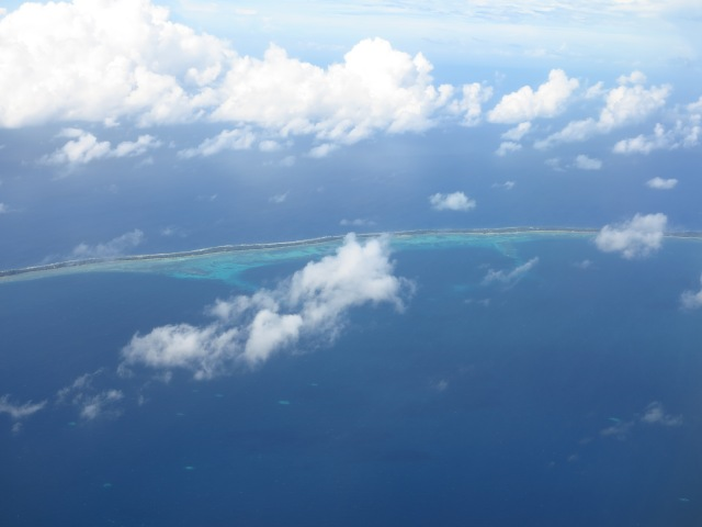 Majuro Atoll, Republic of the Marshall Islands. November 8, 2012