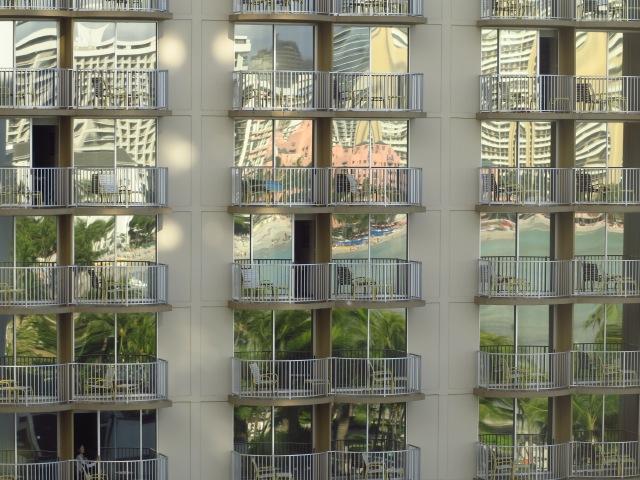 Waikiki. Honolulu, December 15th, 2012