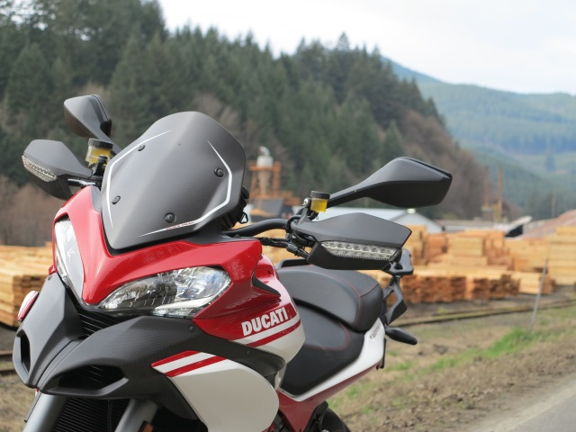 Multistrada, March 10th, 2013