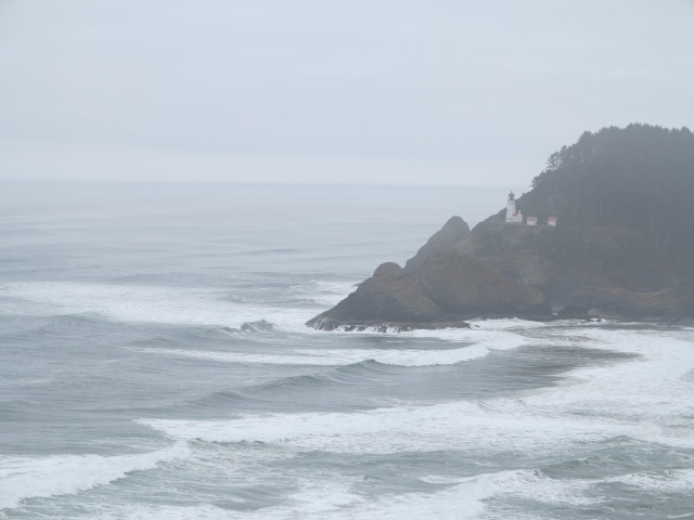 Heceta Light, March 10th, 2013
