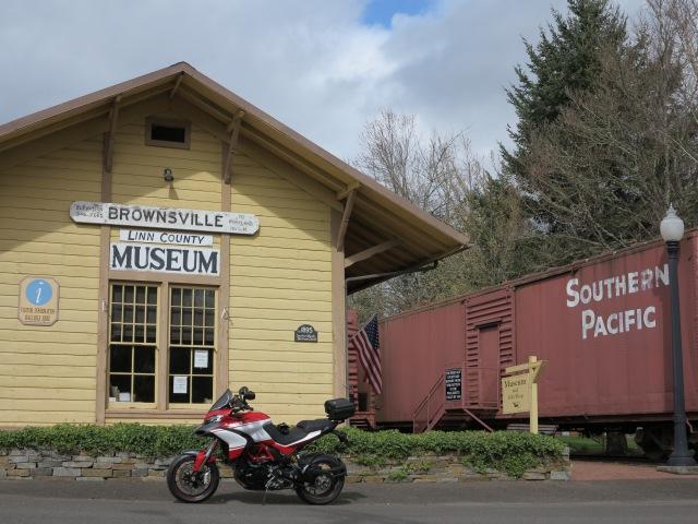 The Pioneer Museum in Brownsville