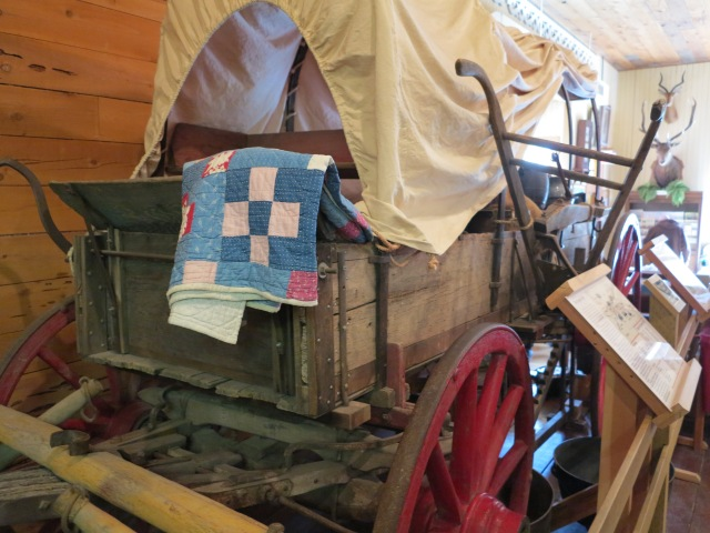 Studebaker Wagon, circa 1860