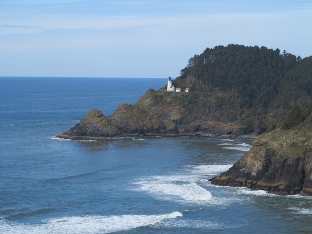 Recently Restored Heceta Lighthouse