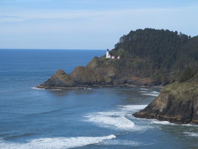 Recently Restored Heceta Lighthouse