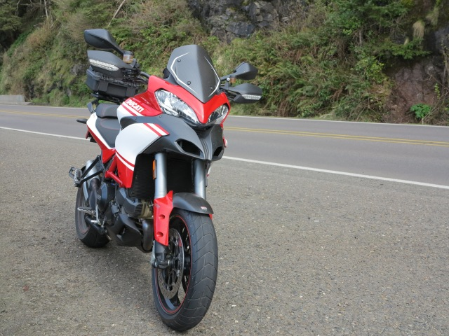 Beautiful motorcycle