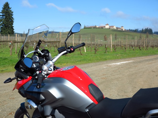 """I took the 2013 1200 GS to my usual """"testing grounds""""."""