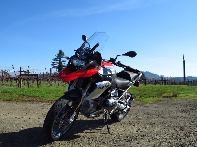 The 2013 BMW 1200 GS