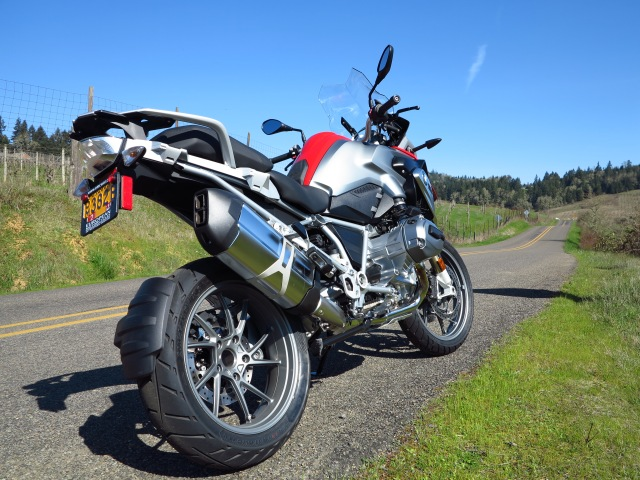 The 2013 BMG 1200 GS