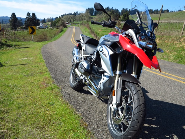 The 2013 BMW R 1200 GS