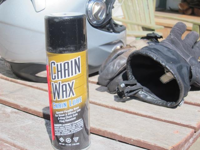 Chain Wax, May 4, 2013