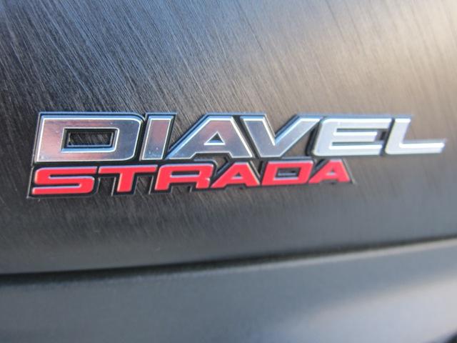 Diavel, I like its name.