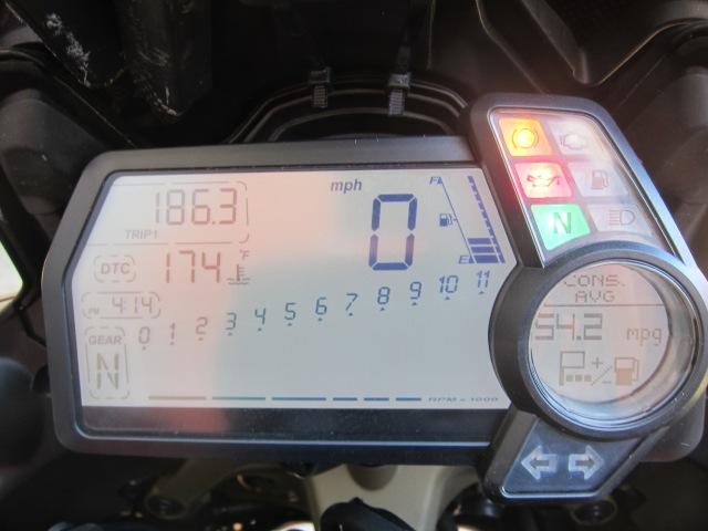 54.2 mpg in the last 186 miles.