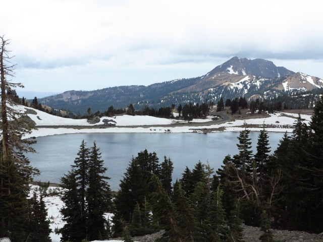 Nice views at the Lassen Volcanic National Park