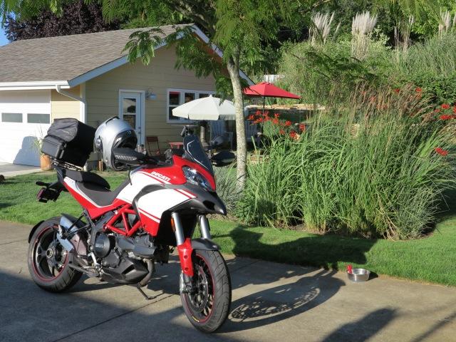The Ducati in Vancouver, WA