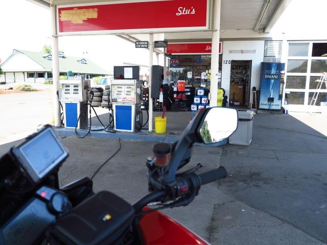 Non-ethanol gas