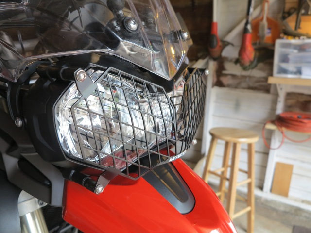 Tour-a-tech headlight protector