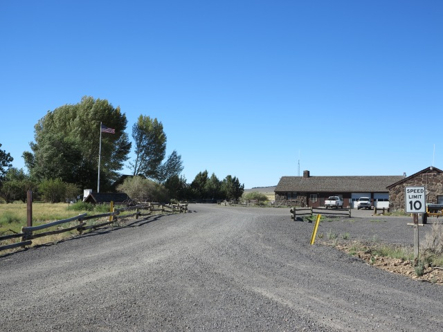 Antelope Refuge headquarters