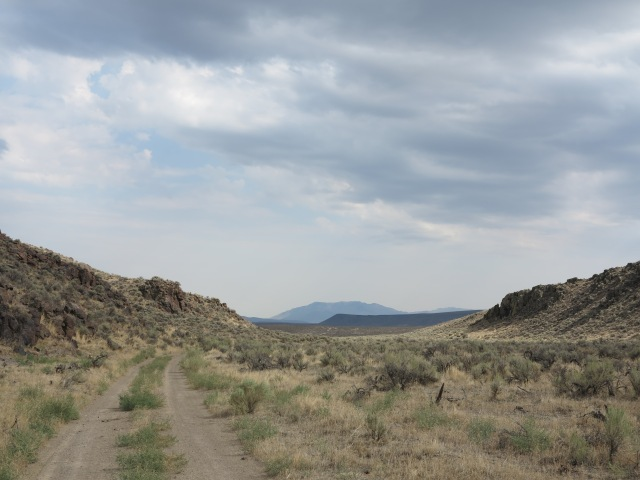 Long Draw Road. Lone Mountain Loop, 2013 Edition