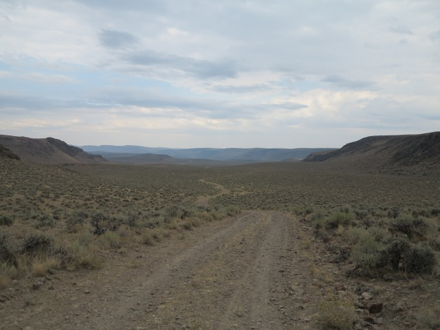 Funnel Canyon. Lone Mountain Loop. 2013 Edition