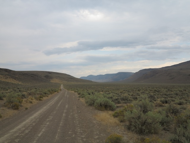 Funnel Canyon, Lone Mountain Loop, 2013 Edition