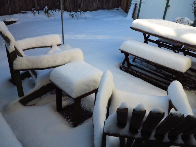 December 2013 Snowcalypse