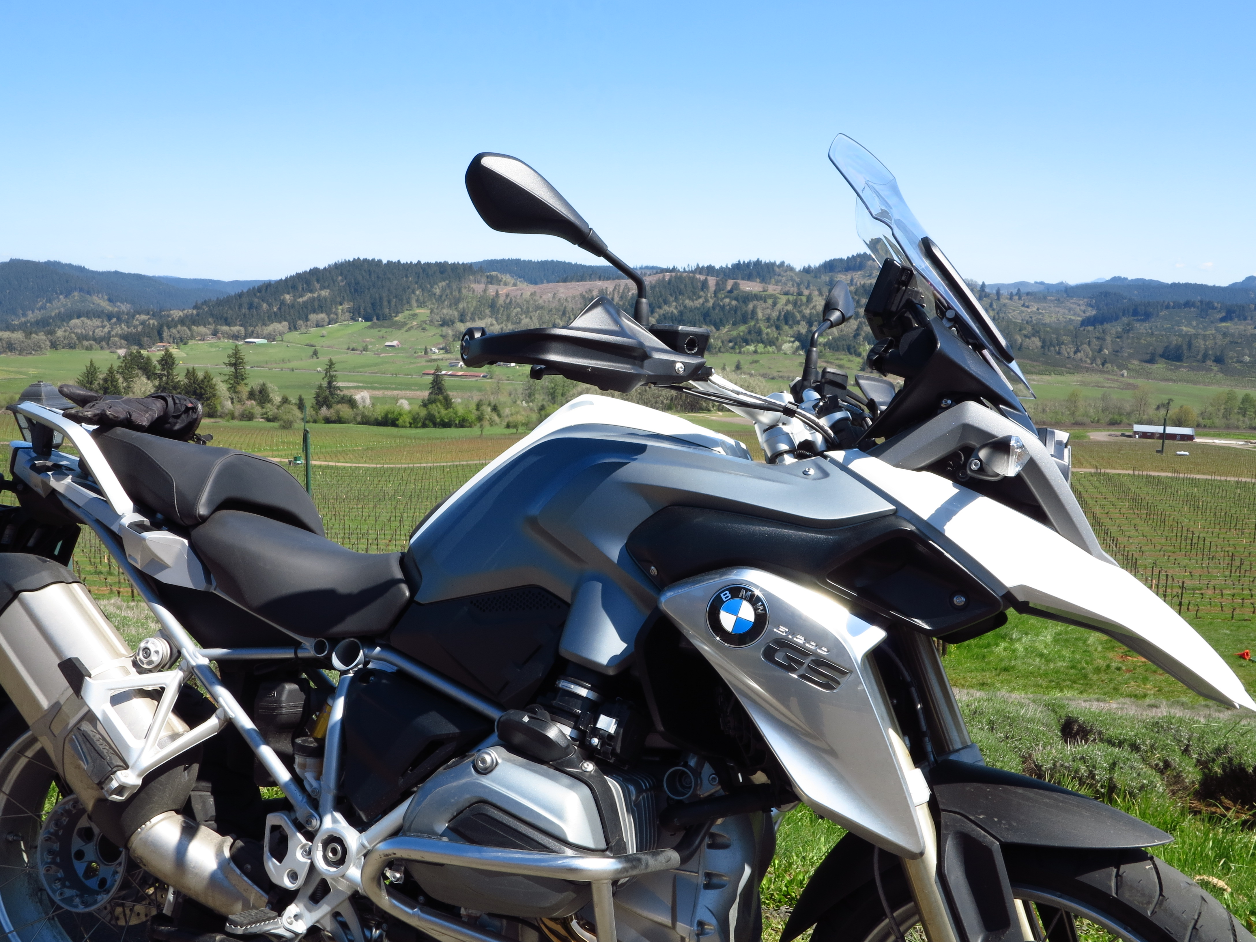 Riding the 2014 Water-Cooled BMW R1200GS | I'd rather be riding…