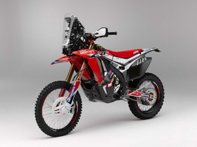 2014 Honda CRF 450 Rally