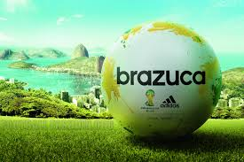 When in South Africa the FIFA official ball was called the Jabulani. For Brazil, it is called Brazuca.