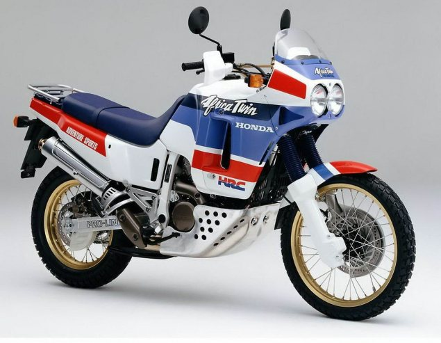 The Original! Honda Africa Twin XRV650