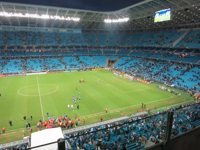 Grêmio 1 x 0 Fluminense, May 18th, 2014
