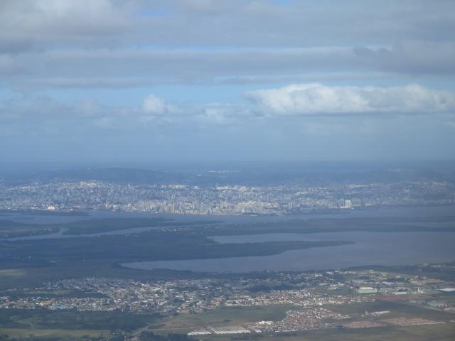 Arriving in Porto Alegre, May 10th, 2014