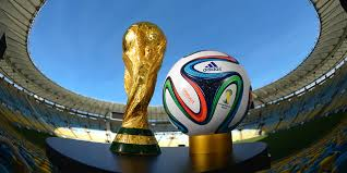 The Official Brazuca by Adidas.