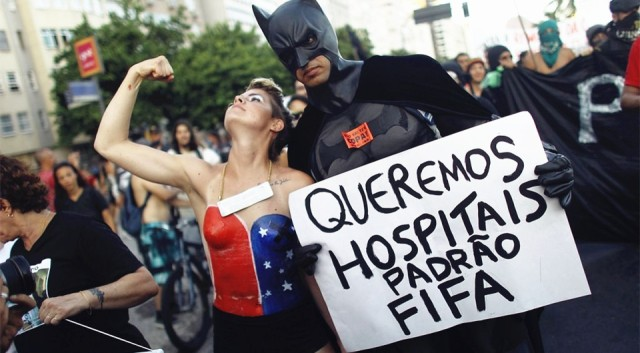 """""""We want Hospitals with FIFA Standards"""""""