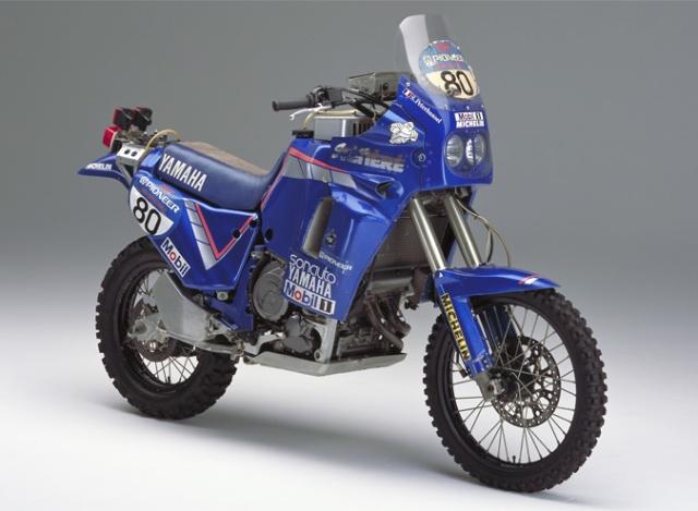 1991 YZE750T Super Ténéré