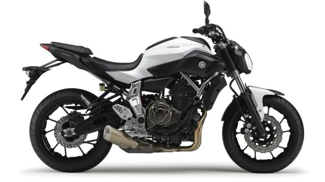 Yamaha MT-07 / FZ-07