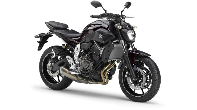 The 2014 Yamaha MT-07 (FZ-07 in the USA)