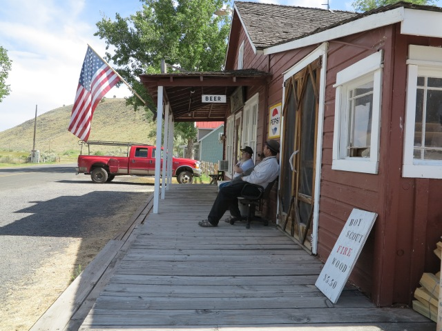 Frenchglen Mercantile