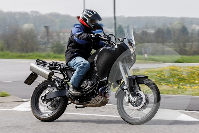 Is this Yamaha's mid-size adventure Ténéré?