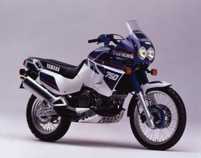 1990 Yamaha XTZ750