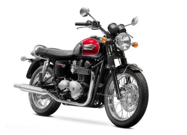 2014 Triumph Bonneville T100