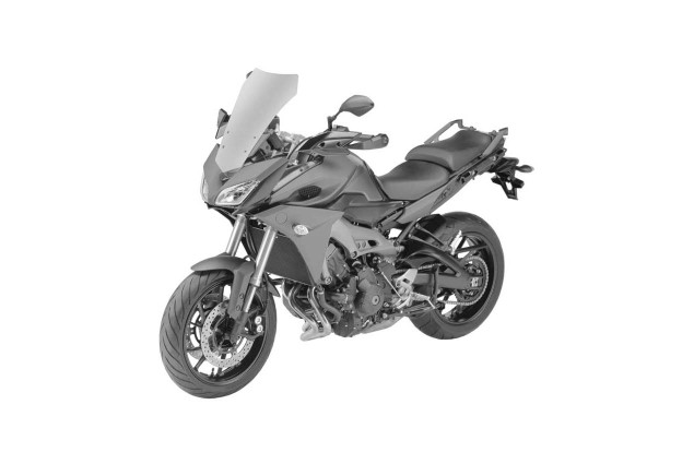 Speculated Yamaha TDM or FZ-09, MT-09