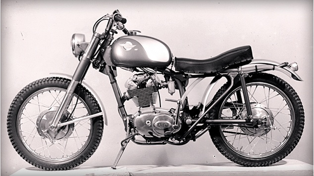 1962 Ducati Scrambler - only sold in the United States: Source Ducati Site