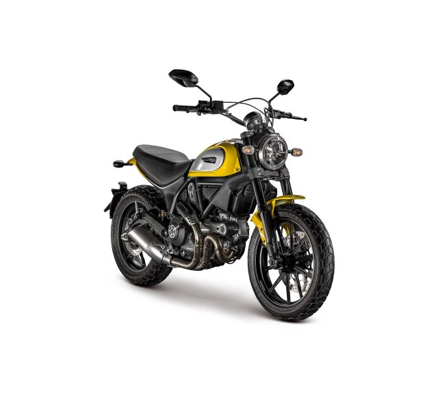 2015 Ducati Scrambler Icon