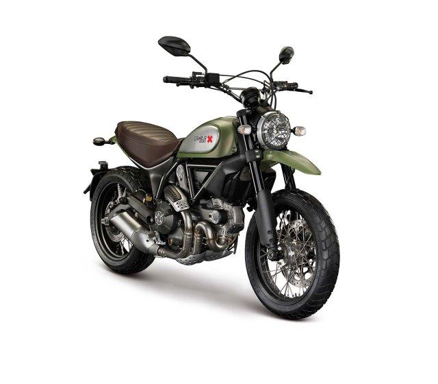 2015 Ducati Scrambler Urban-Enduro